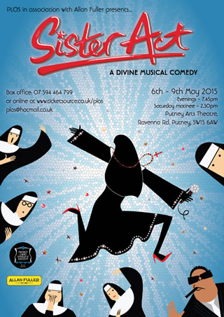 Sister Act Receives Putney Debut