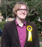 Andrew James HALLETT (Andy) Liberal Democrats